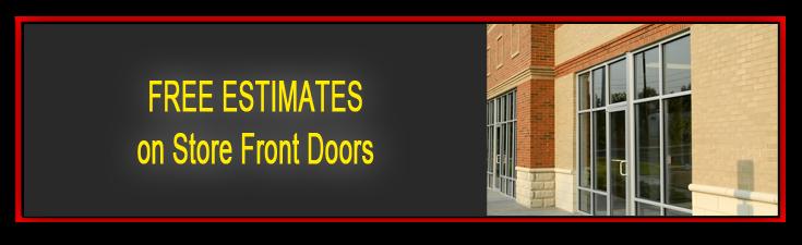 Store Front Door Button